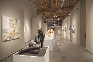 Kristine Poole: Epic, installation view