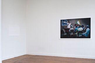 This is not Africa, This is us (Part III: West Den Haag) with Kudzanai Chiurai, Simon Gush, Kemang Wa Lehulere, installation view