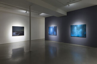 PETER HALASZ: SILENCE, installation view