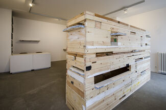 FINBAR WARD  Flatpack Matter - to fix and to know, installation view