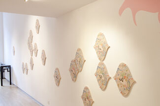 Ai Yamaguchi:  ashita mata (again tomorrow), installation view