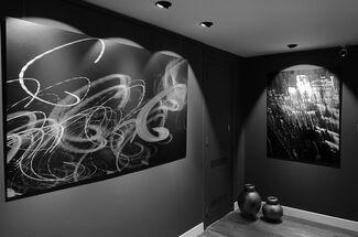 """Yin & Yang"", installation view"
