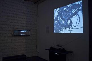 An Exhibition On Architecture, installation view