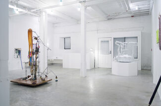 Fruits of Our Labor; Chew, Screw, Glue, installation view