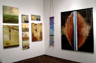 TAG Gallery at Palm Springs Fine Art Fair 2015, installation view