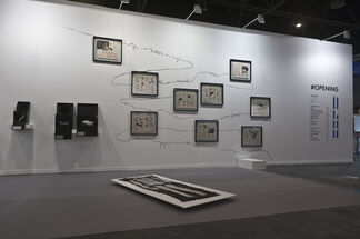 waterside contemporary at ARCOmadrid 2016, installation view