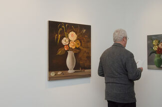 Jane Smaldone: New Paintings, installation view