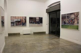 Servet Koçyiğit: TRUTH SERUM, installation view