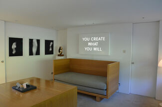 Nathan Coley: You Create What You Will, installation view