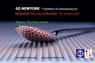 GZ-NEW YORK 2018 (partnered by GaleriaZero), installation view
