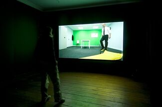 Unrelated Incidents by John Wood and Paul Harrison, installation view