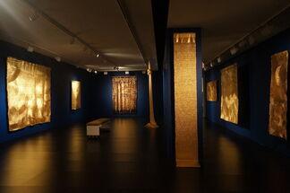Olga de Amaral. Places, installation view