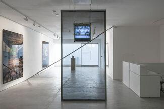 Jane & Louise Wilson   False Positives and False Negatives, installation view