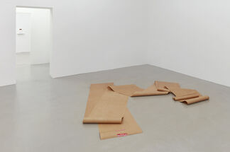 Ane Mette Hol: When Identity Remains Abstract, installation view