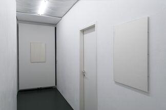HARTMUT BÖHM — HÄRTEGRADE, installation view