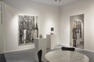 Luhring Augustine at TEFAF New York Spring 2018, installation view