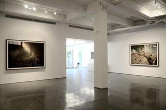 Glimpses, installation view