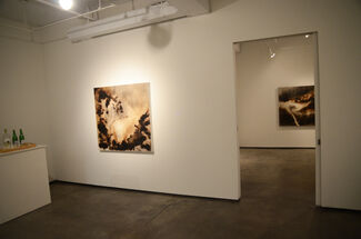 Han Kyoung Won : The Hand of God, installation view