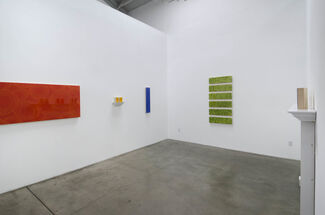 """Jennifer Faist """"Some Things Are Hard To Remember; Some Things You Willl Never Forget"""", installation view"""