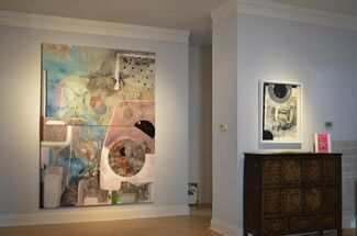 JOAN BELMAR: CHORDS, installation view