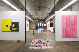 (Nothing But) Flowers:  Michiel Ceulers, Jo Niggoghosian, Anthony Pearson, Paul Pascal Theriault and Lisa Williamson, installation view