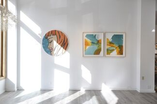 Finding My Way Back To You, installation view