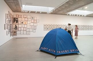 In the Realm of the Unmentionable, installation view