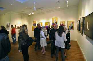 Light in the Tunnel- A Benefit for THE RETREAT., installation view