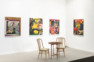 CES Gallery at VOLTA NY 2017, installation view