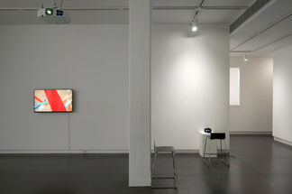Jeremy Rotsztain: Electric Fields, installation view