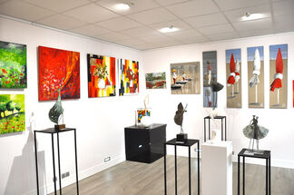 RED, installation view