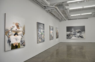 Zhong Biao: The Other Shore, installation view