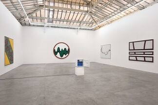 Jonathan Monk: In Between Exhibitions #5, installation view