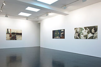 Mamma Andersson- Gooseberry, installation view