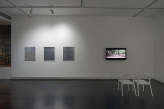 Self(ie) Portraits, installation view