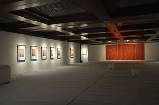 Virtual Focus: A solo exhibition by Zhu Wei, installation view