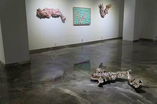 Kim Tae-yeon Solo Exhibition, installation view