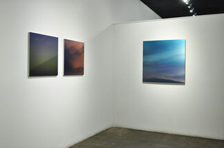 Miya Ando : Evenings, installation view