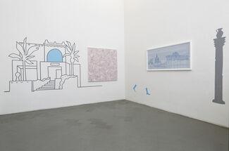 Studio Visit, installation view