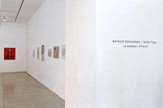 Netally Schlosser | La Guardia, installation view
