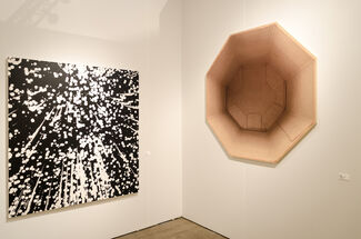 Christopher Grimes Gallery at EXPO CHICAGO 2016, installation view