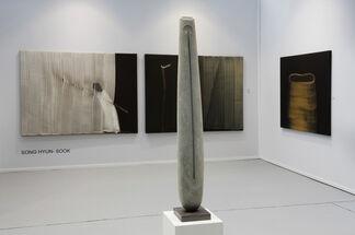 Ditesheim & Maffei Fine Art  at Art Paris 2016, installation view