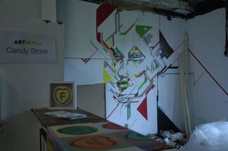 m | u | c | a at ARTMUC, installation view