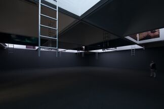 Blue Sky Catastrophe, installation view