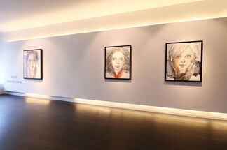 """Christine Comyn """"Amour"""" Solo Show, installation view"""