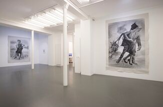 """Impromptus"" - Yuki Onodera, installation view"