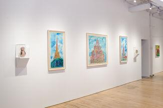 Eugene von Bruenchenhein: Time Produced Non Better, installation view