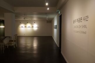 Kwon Oh-shin Solo Exhibition, installation view