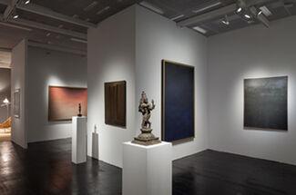 Dierking at Cologne Fine Art 2014, installation view