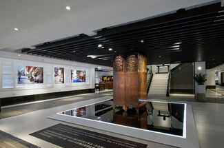 Reunions: A Collector's Journey, installation view